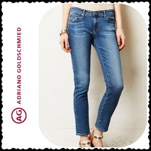 Adriano Goldschmied The Stevie Ankle Jeans Size 29